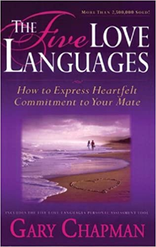 The 5 Love Languages book cover